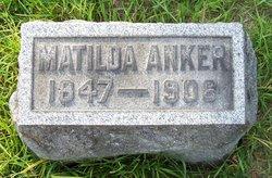 Matilda <i>Holzer</i> Anker