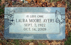 Laura <i>Moore</i> Ayers