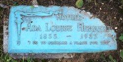 Ada Louise Herbert
