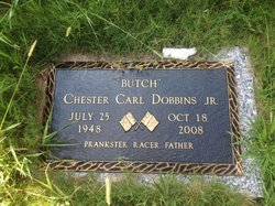 Chester Carl Butch Dobbins, Jr