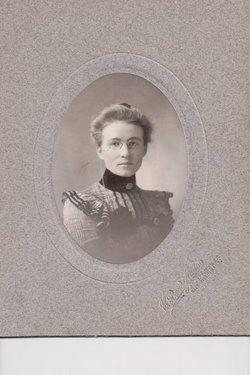Lena May <i>Burdette</i> Erhart