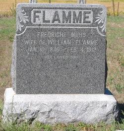 Frederiche <i>Muhs</i> Flamme