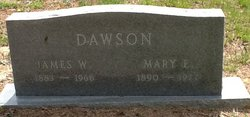Mary Erwin <i>Eakin</i> Dawson