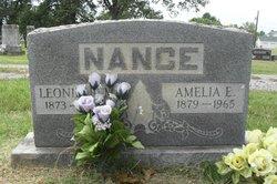 Amelia Ethel <i>Atwood</i> Nance