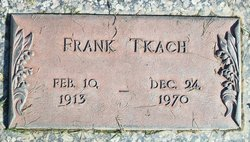 Frank Tkach