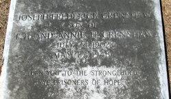 Joseph Frederick Crenshaw