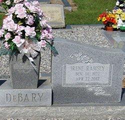 Irene <i>Ramsey</i> DeBary