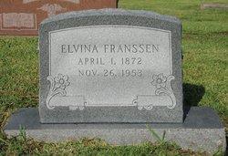 Laura Elvina <i>Tilton</i> Franssen