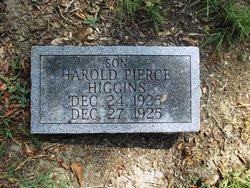 Harold Pierce Higgins