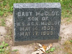 Baby Son McCloy