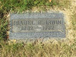 Isabel B. <i>Smith</i> Irwin
