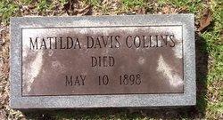 Francis C. Matilda <i>Davis</i> Collins