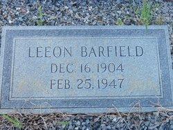 Leeon Barfield