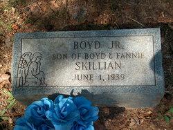 Boyd Skillian, Jr