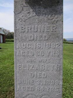 Elizabeth <i>Keefer</i> Brunner