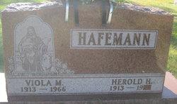Viola Mary <i>Mueller</i> Hafemann