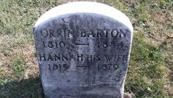 Hannah <i>Fields</i> Barton