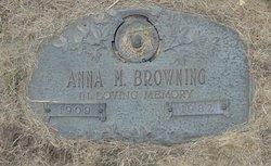 Anna Mae <i>Nelson</i> Browning