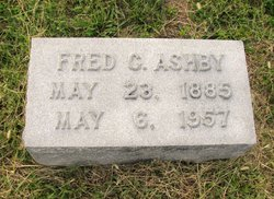 Fred Chester Ashby