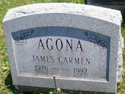 James Carmen Agona