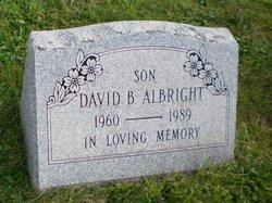 David B. Albright