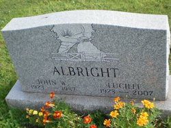John W. Albright