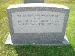 Cecilia A <i>Campbell</i> Beauregard
