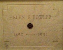 Helen E Fowler