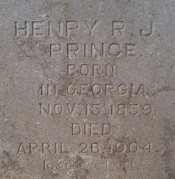 Henry R J Prince