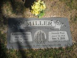 Ramona <i>Warner</i> Miller