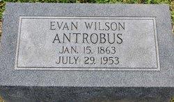 Evan Wilson Allen Antrobus