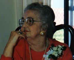 Mary Louise Louise <i>Gentry</i> Binkley