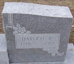 Harold Ray Stone