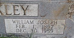 William Joseph Joe Binkley