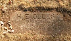 Harry E. Oller