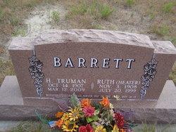 H Truman Barrett