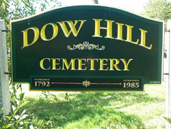 Dow Hill Cemetery