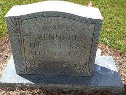 M Belle Bennett