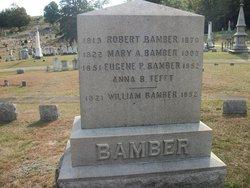 Anna B. <i>Bamber</i> Tefft