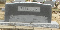 Sarah Jane <i>Bishop</i> Butler
