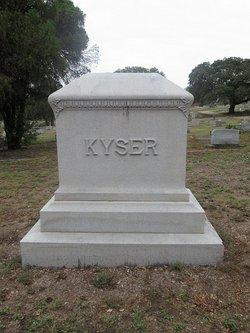 Mary Katherine <i>Hawthorn</i> Kyser