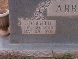 Joda Ruth <i>Addis</i> Abbott