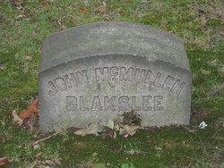 John McMullen Blakslee