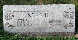 Alice Schehl