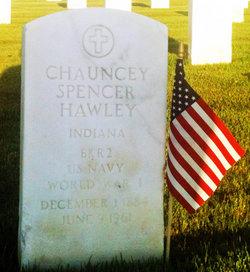 Chauncey Spencer Hawley