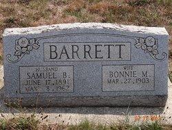 Bonnie M. Barrett