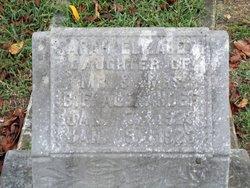Sarah Elizabeth Alexander