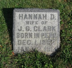 Hannah Diantha <i>Steele</i> Clark