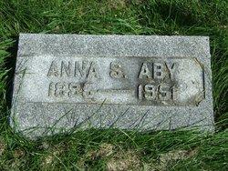 Sarah Anna <i>Mock</i> Aby