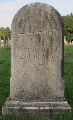 Elizabeth M <i>Rees</i> Boughton
